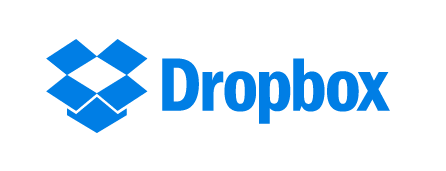 Dropbox box logo